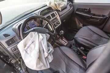 Mitsubishi Pajero Pinin 1,8 GDI АКПП Чёрный (10)